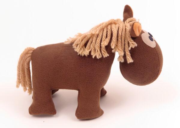 Česká ručně šitá hračka – Koník Valášek