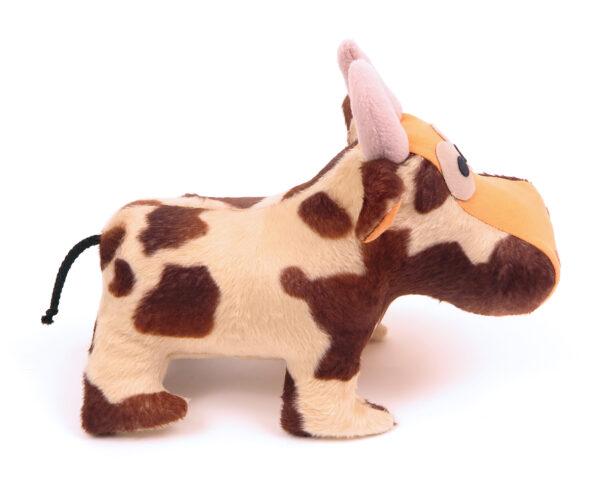 Česká ručně šitá hračka – Kravička Boženka