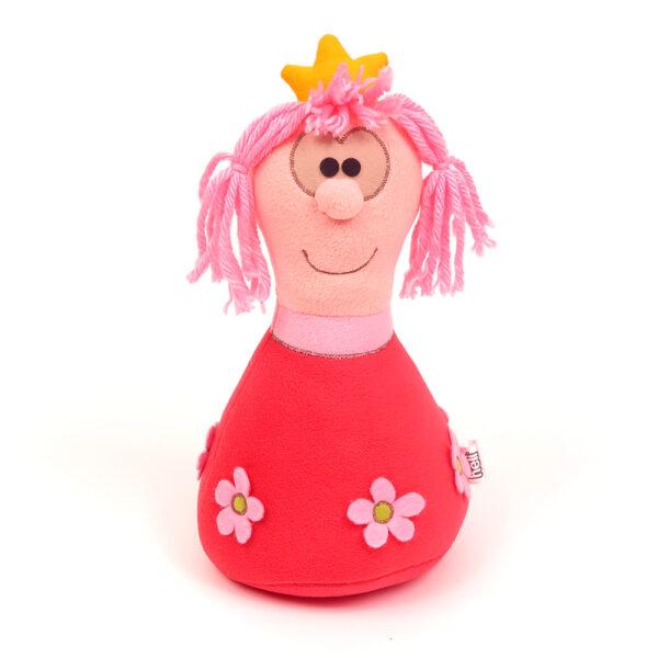Česká ručně šitá hračka – Princezna Růženka