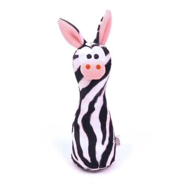 Česká ručně šitá hračka – Zebra
